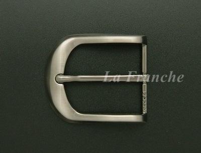 หัวเข็มขัดสีนิกเกิ้ลรมดำ, ขนาด 1.3 นิ้ว - code 3n01052b