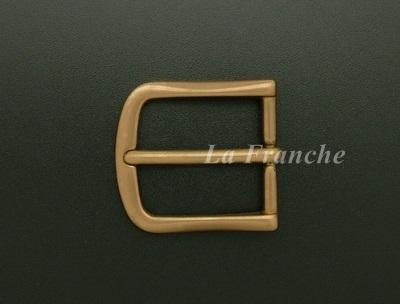 หัวเข็มขัดทองเหลืองแท้, ขนาด 1.2 นิ้ว - code 2M01012r
