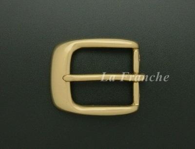 หัวเข็มขัดทองเหลืองแท้, ขนาด 1.2 นิ้ว - code 2M01023