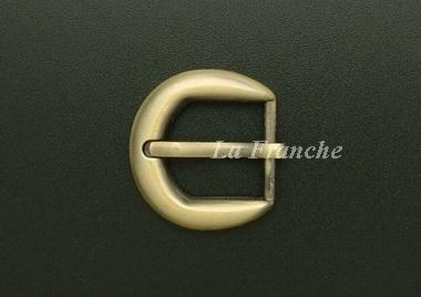 หัวเข็มขัดสีทองชุบ, ขนาด 0.7 นิ้ว - code 7G01007