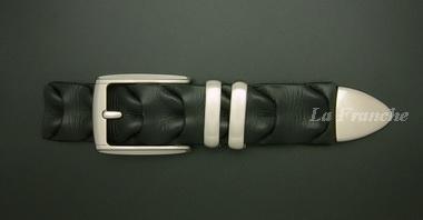 หัวเข็มขัดชุดสีนิกเกิ้ล, ขนาด 1.3 นิ้ว – set 1