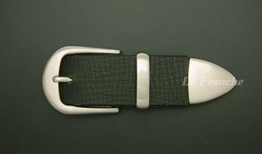 หัวเข็มขัดชุดสีนิกเกิ้ล, ขนาด 1.3 นิ้ว – set 5