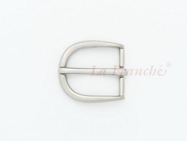 หัวเข็มขัดสีนิกเกิ้ล, ขนาด 1 นิ้ว - code 1n01001