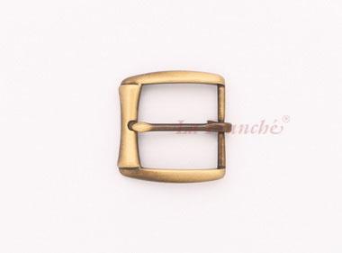 หัวเข็มขัดทองเหลืองแท้, ขนาด 1.5 นิ้ว - code 5M01002