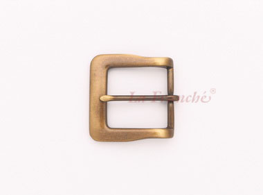 หัวเข็มขัดทองเหลืองแท้ - code 5M01004