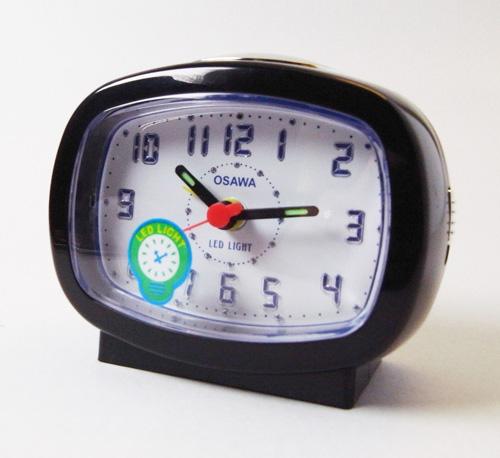 นาฬิกาปลุก OSAWA รุ่น BB540B สีดำ 2