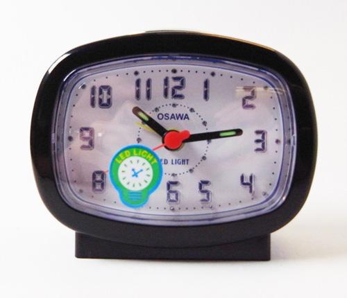 นาฬิกาปลุก OSAWA รุ่น BB540B สีดำ 3