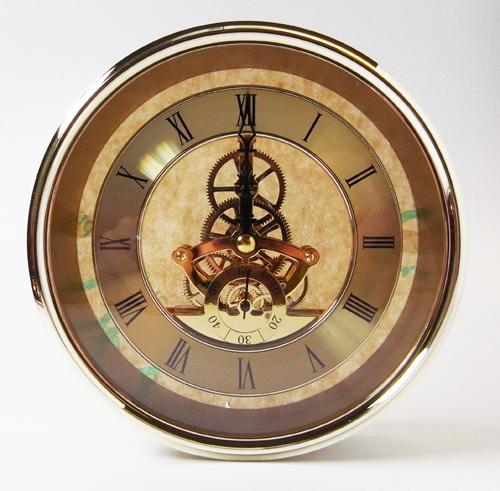 นาฬิกาฝังชิ้นงาน เครื่อง ทองเหลืองแท้ SKM3