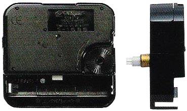 เครื่องนาฬิกาเดินเรียบ (Sweep Movement) ยี่ห้อ J.point (Wellgain) แกน 11.5 mm.