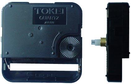 ชุดเครื่องนาฬิกา Tokei แกน  11.5 mm.