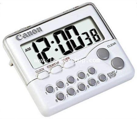 CT-30 Cannon digital 10 key timer นาฬิกาจับเวลา เดินหน้า และถอยหลัง