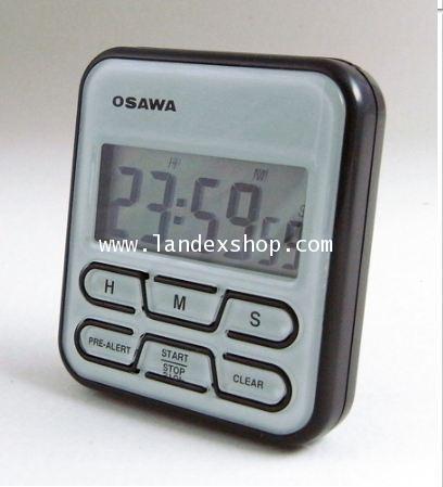 OSAWA TM83 นาฬิกาจับเวลา เดินหน้า และถอยหลัง