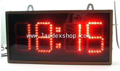 นาฬิกา และ นาฬิกาจับเวลา จับเวลา LED 3 inch display iamclock