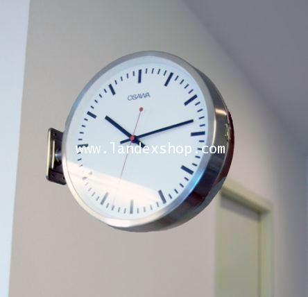 นาฬิกาแขวนสองหน้าปัด (Double-sided suspend clock) รุ่น DBMT-37