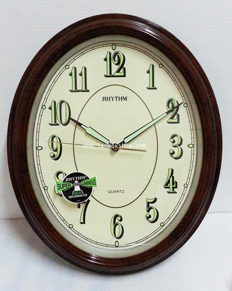 นาฬิกาแขวนผนัง Rhythm CMG712NR06