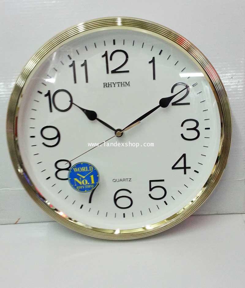 นาฬิกาแขวนผนัง Rhythm CMG734BR19