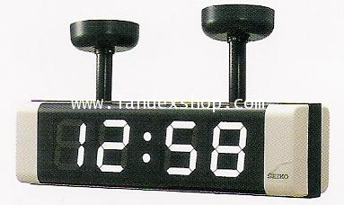 SLC-102W นาฬิกา LED Seiko Indoor Suspended type (Double-faced)
