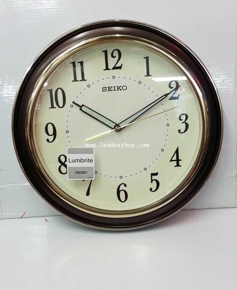 นาฬิกาแขวนผนัง Seiko QXA574B