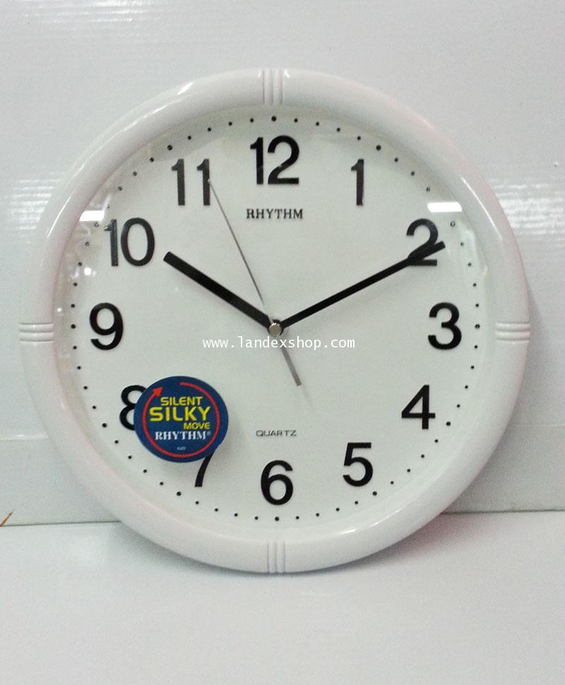 นาฬิกาแขวนผนัง Rhythm  CMG434NR03