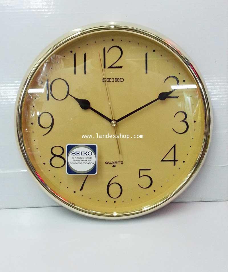 นาฬิกาแขวนผนัง Seiko  QXA001YT