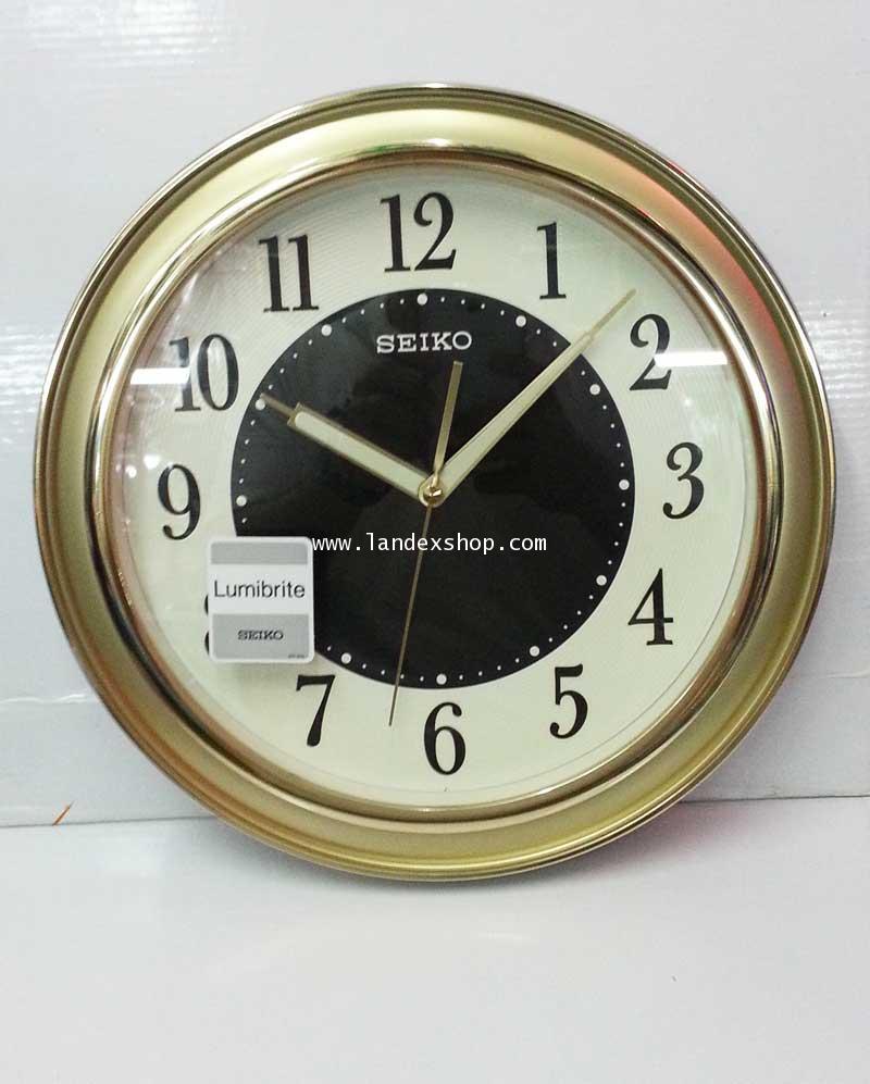 นาฬิกาแขวนผนัง Seiko  QXA574GN