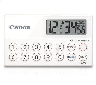 CT-40 Canon digital 10 key timer นาฬิกาจับเวลา เดินหน้า และถอยหลัง