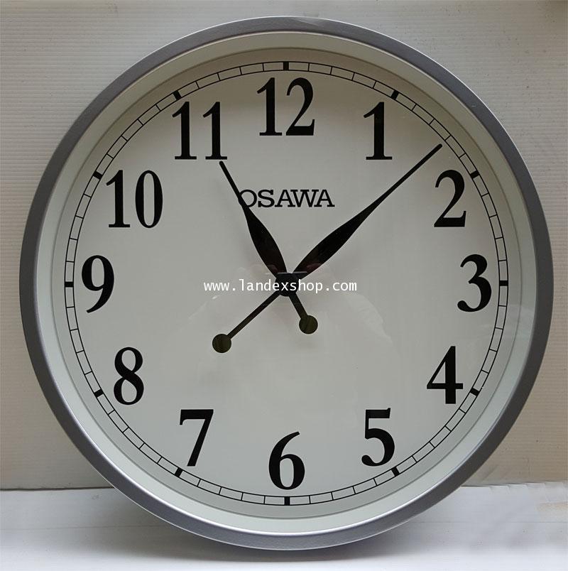 นาฬิกาแขวน รุ่น WT-60 ขนาด 60 cm. ขอบ เหล็ก