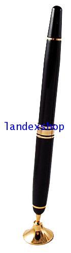 ชุดปากกาและถ้วยปากกา รุ่น Classic Pen Stand สีดำ