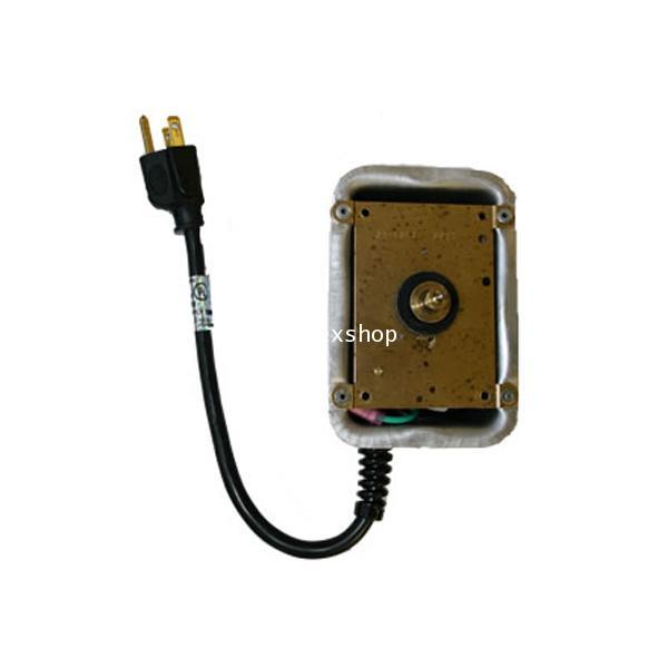 ชุด moter เครื่อง นาฬิกาจับเวลา สำหรับ สระว่ายน้ำ แบบใช้ไฟ 110VAC 60Hz (ใช้ในไทยไม่ได้)