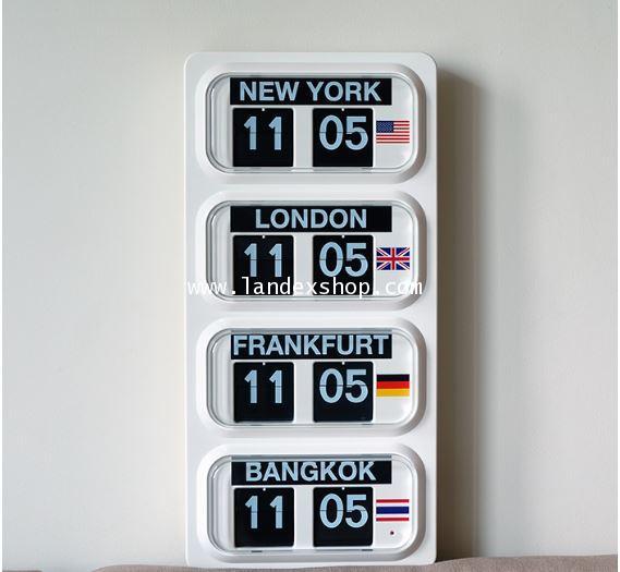 Twemco WT-30 World time system