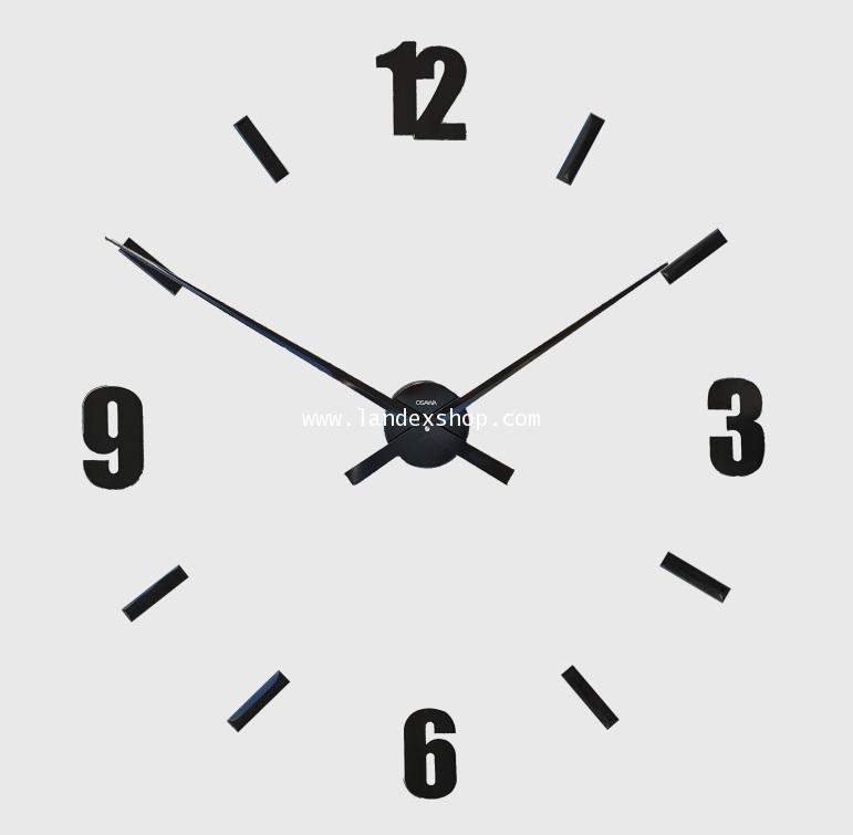 ชุด นาฬิกา พร้อมตัวเลข eva sticker OSAWA YM 5307-6