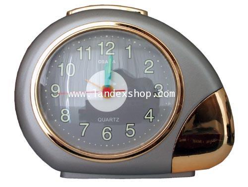นาฬิกาปลุกตั้งโต๊ะเสียงกระดิ่ง OSAWA Bell Alarm Clock OS-02 2