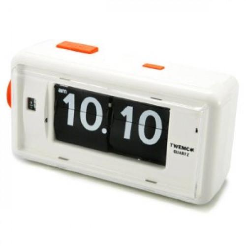 นาฬิกาปลุกระบบแผ่นพับตัวเลข TWEMCO Alarm Clock AL-30 (Flip clock)