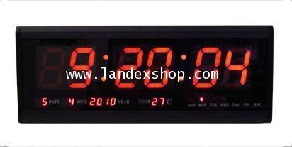 นาฬิกาแขวน LED รุ่น Hotai 4819SM