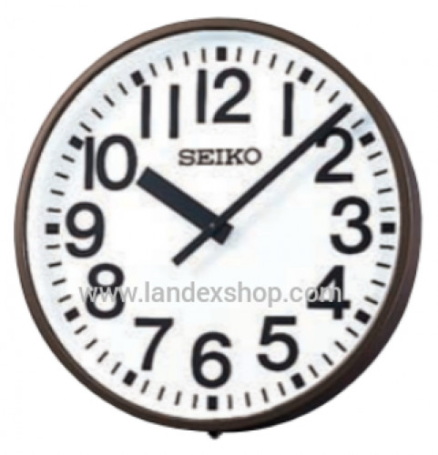 OUTDOOR CLOCKS LARGE-SIZED WALL CLOCKS (OUTDOOR/RAINPROOF) 700-mm Diameter FC-713E (FC-7131E, FC-713