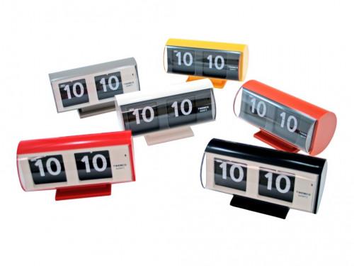 นาฬิกาตั้งโต๊ะ ระบบแผ่นพับตัวเลข TWEMCO QT-30T