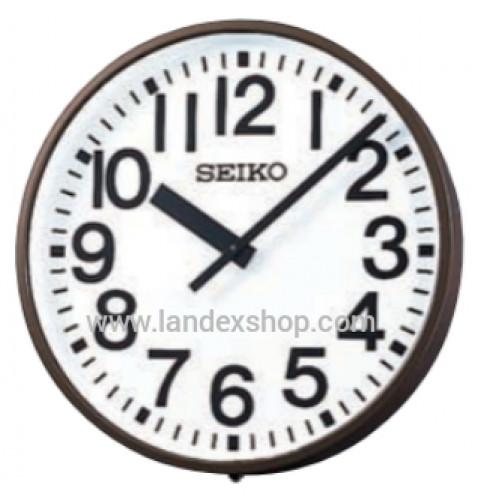 OUTDOOR CLOCKS LARGE-SIZED WALL CLOCKS (OUTDOOR/RAINPROOF) 700-mm Diameter FC-703