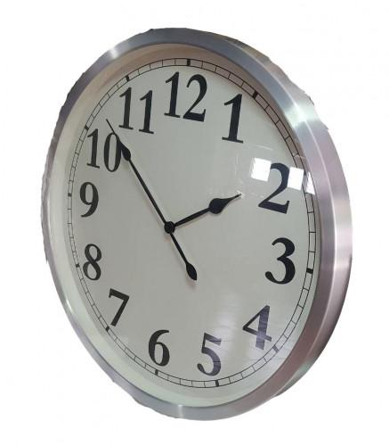 นาฬิกาแขวน รุ่น AL100 ขนาด 100 cm. ขอบ Aluminum
