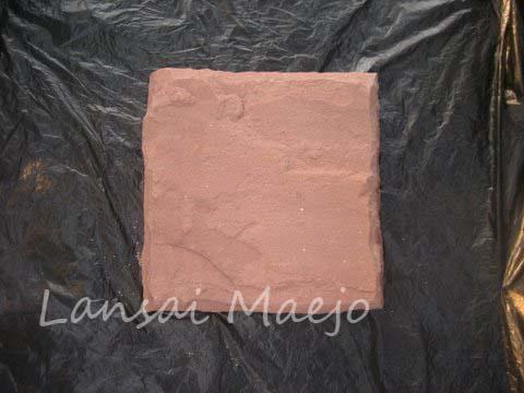 หินทรายแต่งขอบแดง30*30