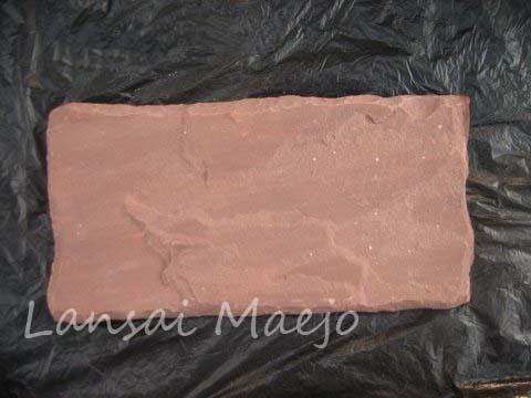 หินทรายแต่งขอบแดง30*60