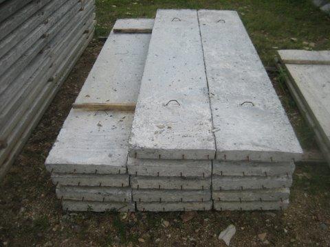 แผ่นพื้นคอนกรีตอัดแรง ขนาด 0.35 x 0.05 ยาว 2 เมตร