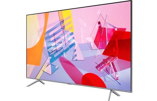 75 นิ้ว QLED UHD SMART TV SAMSUNG 2020 รุ่น QA75Q60TAKXXT TEL 0899800999,0880071314 LINE @tvtook