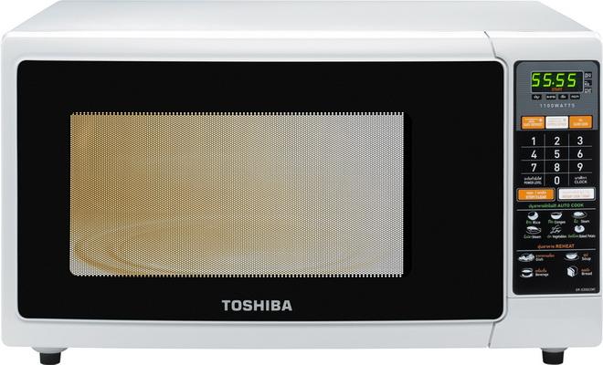 ไมโครเวฟ Toshiba ER-E33SC(W)สีขาว,ER-G33SC(S)สีเงิน