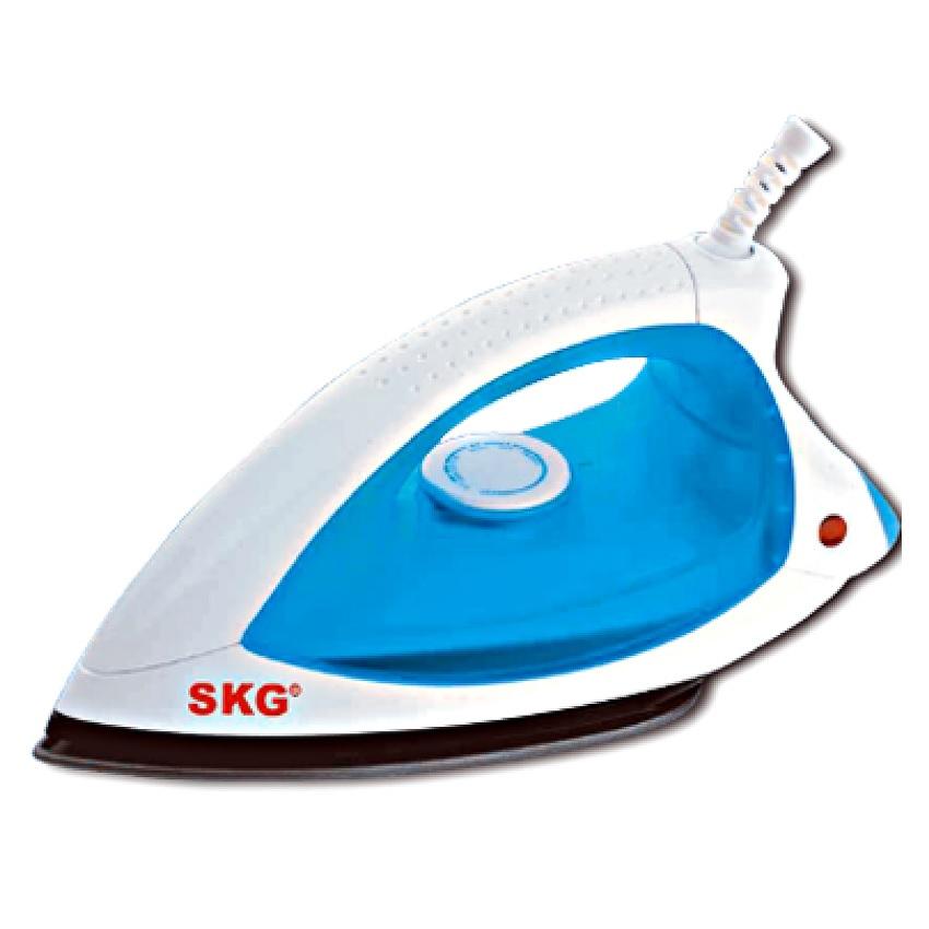 SKG เตารีดแห้ง 1,200 วัตต์ - รุ่น SK-1812 สีชมพู สีเขียว สีน้ำเงิน