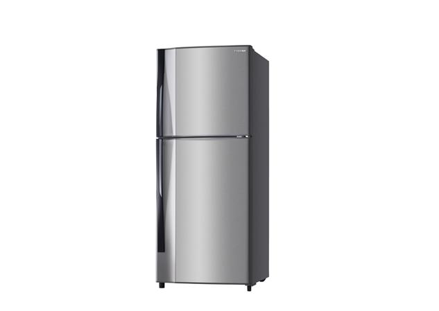 TOSHIBA โตชิบา ตู้เย็น GR-S21KPB(S) ขนาดความจุ 6.8 คิว