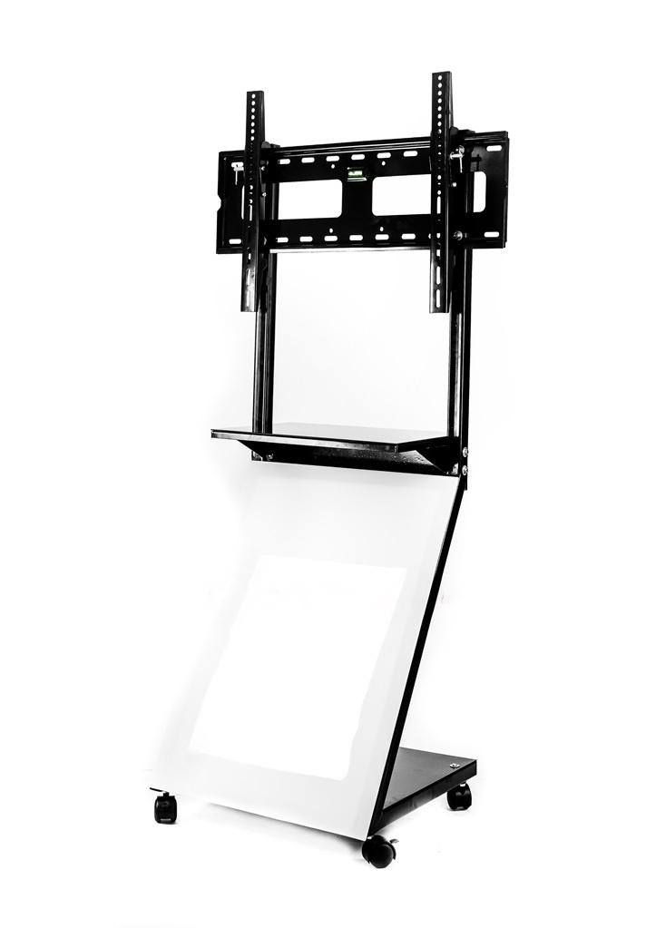 ขาตั้งพื้นทีวี รุ่น S5 ความสูงจากพื้นถึงสุดเสา 1.60 เมตร