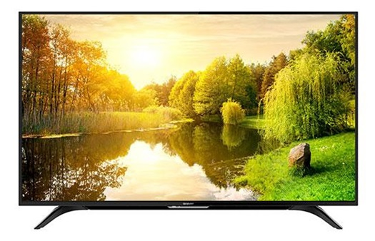 SHARP 50 นิ้ว รุ่น 2T-C50AE1X FULL HD Digital SMART TV