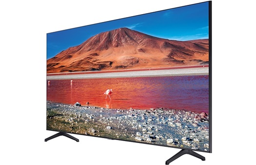 SAMSUNG 70นิ้ว UA70TU7000KXXT TU7000 Crystal UHD 4K Smart TV (2020) โทร 02 156 9200