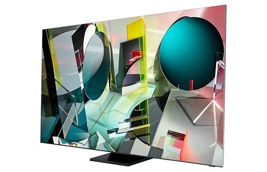 SAMSUNG 65นิ้ว QA65Q950TSKXXT Q950TS QLED 8K Smart TV (2020) โทร 02 156 9200