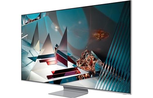 SAMSUNG 65นิ้ว QA65Q800TAKXXT Q800T QLED 8K Smart TV (2020) โทร 02 156 9200